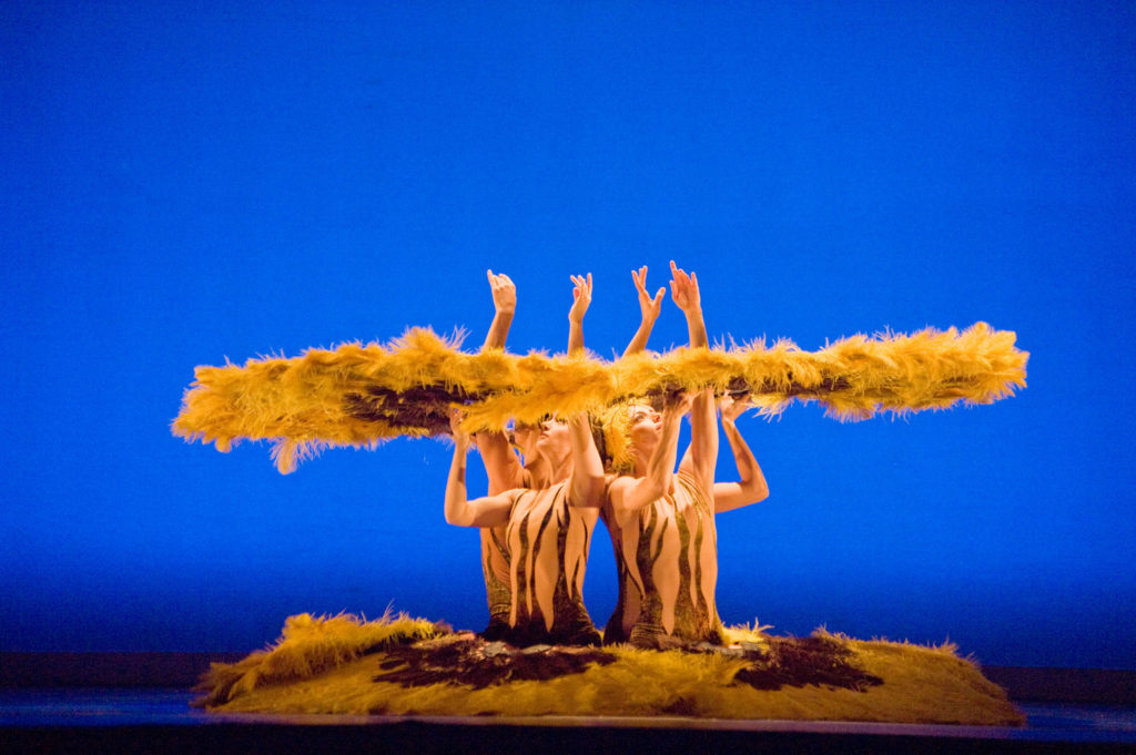 MOMIX Botanica 5 (photo Don Perdue)