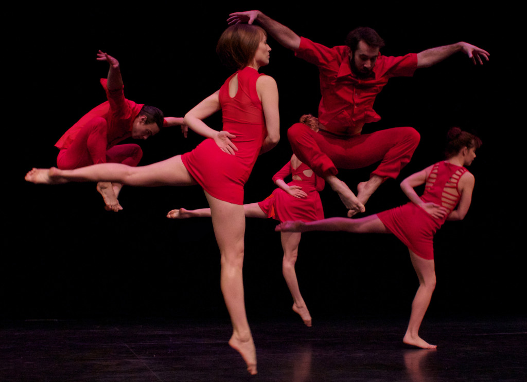 Khambatta Dance Company Photo by Brianna Jones