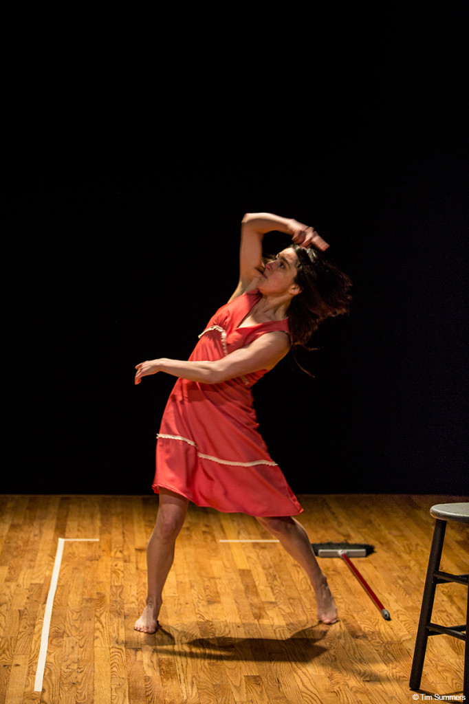 Philadelphia-based choreographer Nichole Canuso Photo by Tim Summers