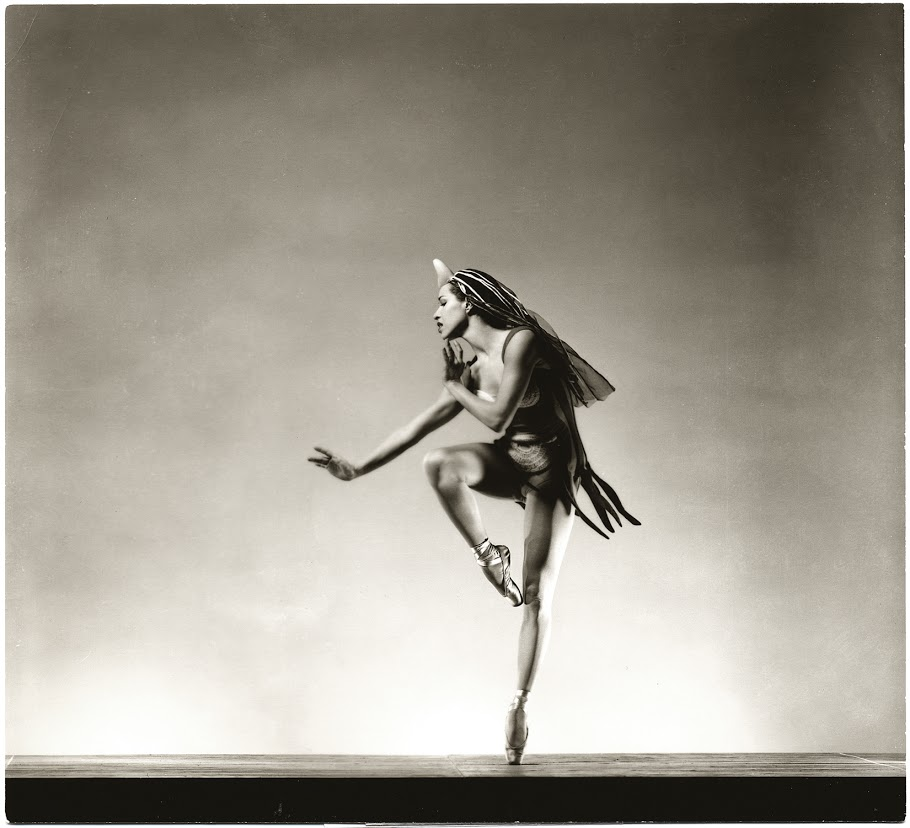 Maria Tallchief in George Balanchine's Orpheus Photo courtesy of Northwest Film Forum