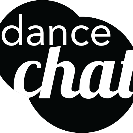 Dance CHAT logo designed by Maris Antolin