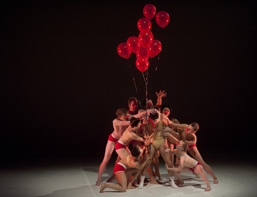 Grand Rapids Ballet Company's MoveMedia II