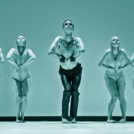 GODOS by Aura Dance Theatre, Part Two, photo by Trine Sirnes